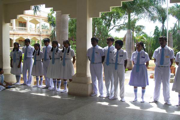 MCE Bengaluru School Education